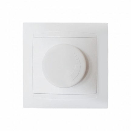 Регулятор RIGHT HAUSEN VELENA белый HN-011061