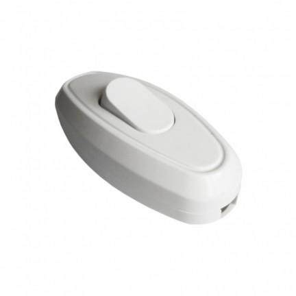 Выключатель для бра RIGHT HAUSEN (белый) HN-025021-N