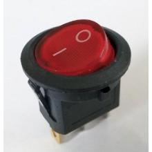 Кнопка RIGHT HAUSEN KCD2-101 N2 с подсветкой HN-481030 NEW
