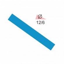 Термоусадочная трубка RIGHT HAUSEN 12,0/6 синяя