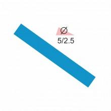 Термоусадочная трубка RIGHT HAUSEN  5,0/2,5 синяя