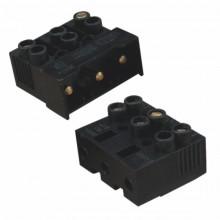 Клеммная колодка разборная  RIGHT HAUSEN 3Р 2,5 мм HN-1815012