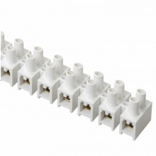 Клеммные колодки RIGHT HAUSEN тип H STANDARD  2,5-4 мм/3А белая HN-181051N