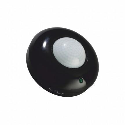 Датчик движения RIGHT HAUSEN накладной (360 градусов) черный HN-061012