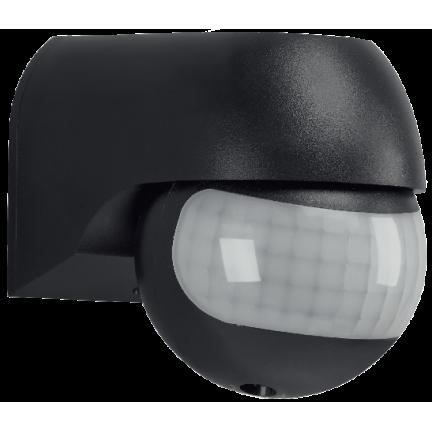 Датчик движения RIGHT HAUSEN накладной (180 градусов) черный HN-061062