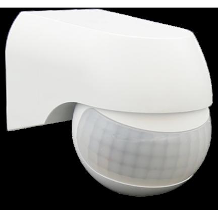 Датчик движения RIGHT HAUSEN накладной (200 градусов) белый HN-061071