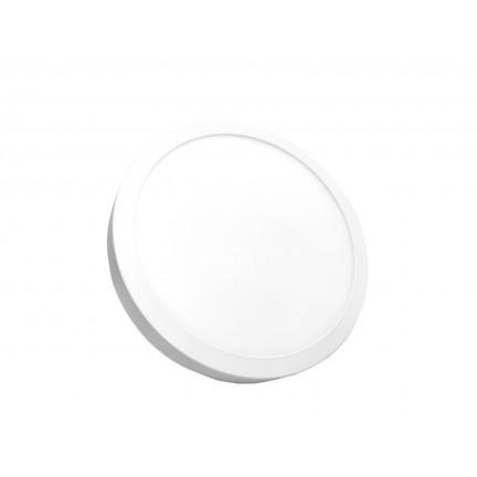Светильник накладной LED PANEL RIGHT HAUSEN круг SIMPLE 12W 4000K IP20 HN-2338040
