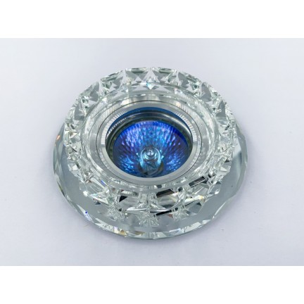 Светильник встраиваемый LED PANEL RIGHT HAUSEN DIADEM  MR16+3W LED 4000K белый HN-275071