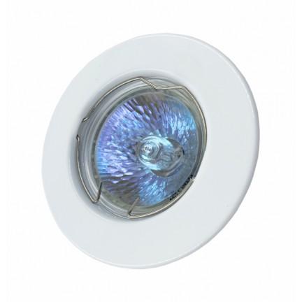 Светильник встраиваемый RIGHT HAUSEN MR16 белый HN-276011 NEW