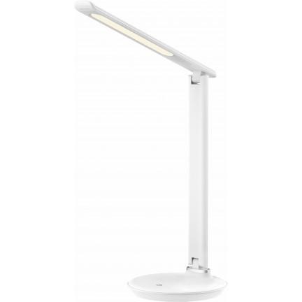 Настольная лампа RIGHT HAUSEN LED SUNLIGHT 10W белая HN-245241  NEW