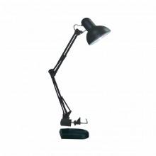 Настольная лампа RIGHT HAUSEN (струбцина) E27 черная
