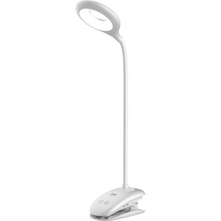 Настольная лампа RIGHT HAUSEN LED HALO 6W прищепка HN-245161