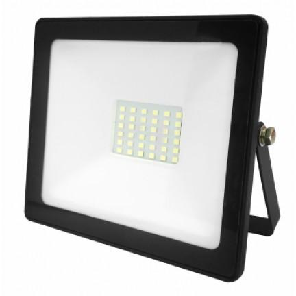 Прожектор RIGHT HAUSEN SOFT LED 30W 6500K IP65 черный HN-191032