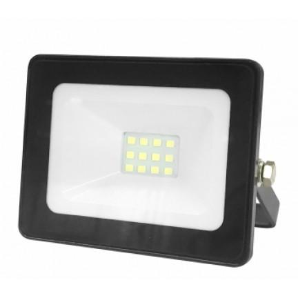 Прожектор RIGHT HAUSEN SOFT LED 10W 6500K IP65 черный HN-191012