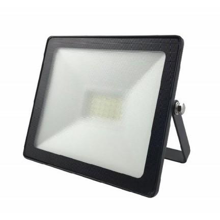 Прожектор RIGHT HAUSEN STANDARD LED 100W 6500K IP65 черный HN-191252N