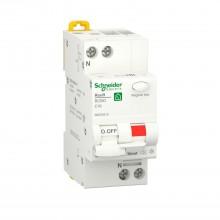 Дифференциальный автомат SCHNEIDER RESI9 1P+N 16А 30 mA R9D25616