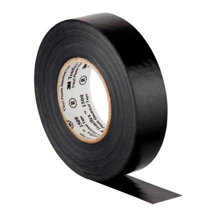 Изолента 3М черная 20 м