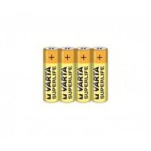 Батарейка VARTA SUPERLIFE R-06 AA FOL 4 ZINC-CARBON