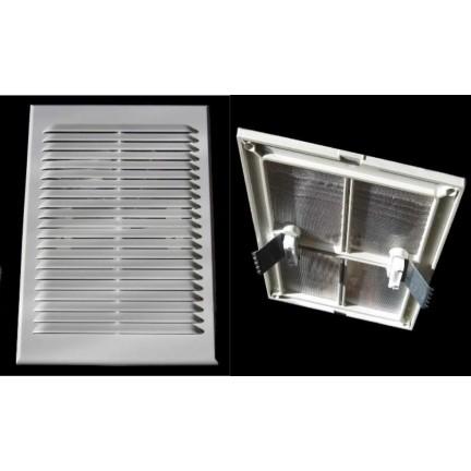 Решетка вентиляционная 210х210 SV