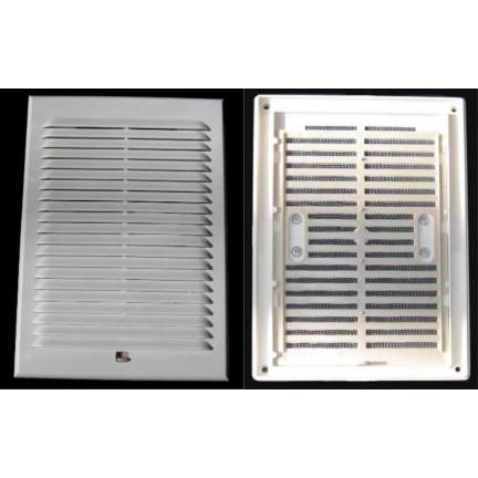 Решетка вентиляционная 155х155 жалюзи SV