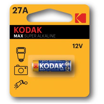 Батарейка KODAK MAX alk K 27A (12V)