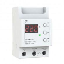 Реле напряжения ZUBR D32 термозащита